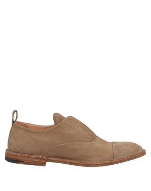 Обувь на шнурках PREMIATA. Цвет: песочный