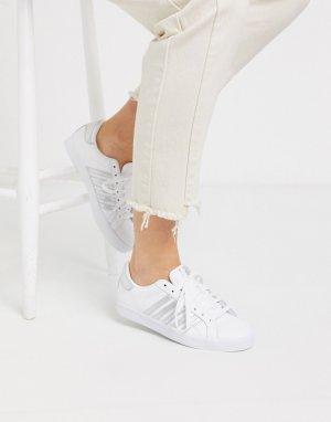 Белые кроссовки -Белый K-Swiss