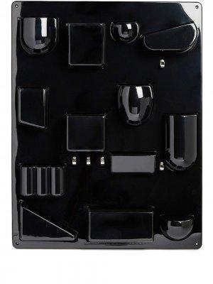 Настенный органайзер Uten.Silo II Vitra. Цвет: черный