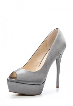 Туфли Camelot. Цвет: серый