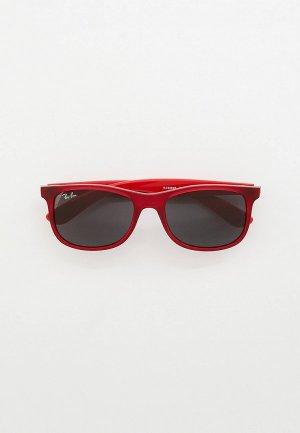 Очки солнцезащитные Ray-Ban® RJ9062S 707787. Цвет: красный
