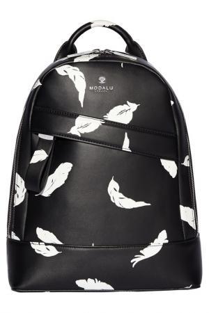 Backpack Modalu. Цвет: black, white