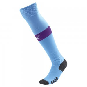 Гетры Team MCFC Band Socks PUMA. Цвет: синий