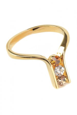 Кольцо Inesse M. Цвет: разноцветный