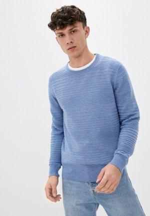 Джемпер Baon. Цвет: голубой