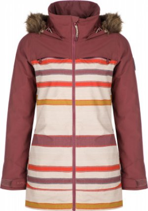Куртка утепленная женская Lost Things, размер 48-50 Burton. Цвет: бежевый