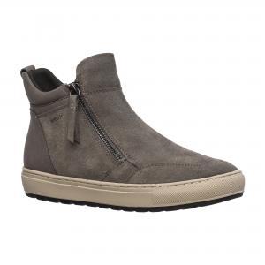 Ботинки D BREEDA A Geox. Цвет: серый