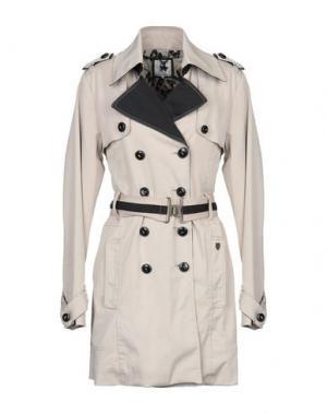Легкое пальто DEPT. Цвет: хаки