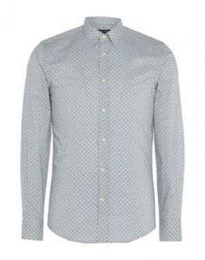 Pубашка ANTONY MORATO. Цвет: серый