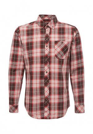 Рубашка Karflorens. Цвет: красный