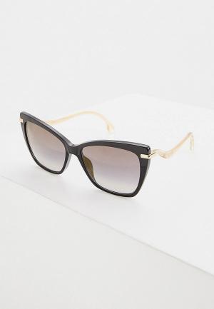 Очки солнцезащитные Jimmy Choo SELBY/G/S 807. Цвет: черный