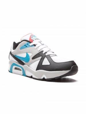Кроссовки Air Structure Triax Nike Kids. Цвет: белый