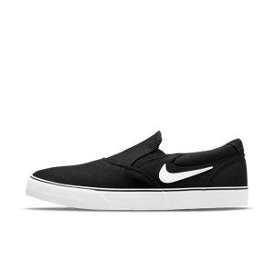 Кроссовки для скейтбординга SB Chron 2 Slip - Черный Nike