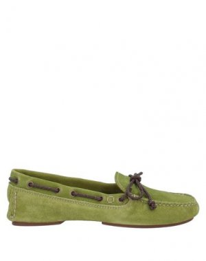 Мокасины ARFANGO. Цвет: зеленый