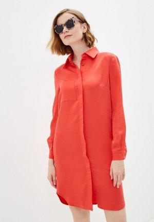 Платье Katya Erokhina Kilian Red. Цвет: красный