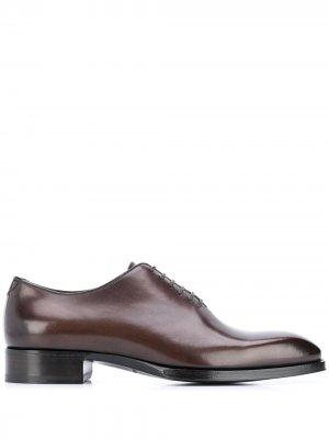Туфли оксфорды Tom Ford. Цвет: коричневый