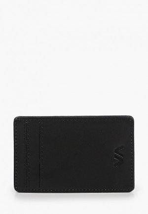 Кредитница RVCA CLEAN CARD WALLET. Цвет: черный