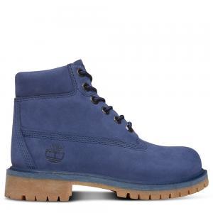 Ботинки 6 Inch Premium Boot Timberland. Цвет: синий