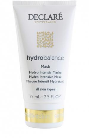 Интенсивная увлажняющая маска Hydro Intensive Mask Declare. Цвет: бесцветный