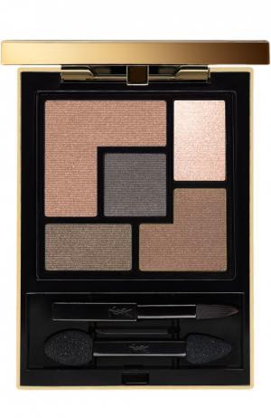 Couture Palette Тени для век 02 Fauves YSL. Цвет: бесцветный