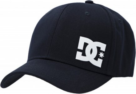 Бейсболка DC Shoes Omni Logo Decad. Цвет: синий