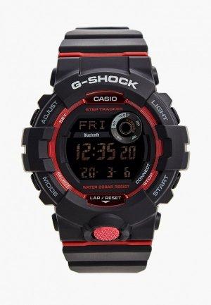 Часы Casio G-SHOCK GBD-800-1ER. Цвет: черный