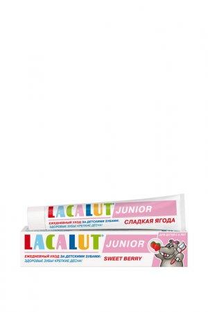 Зубная паста ДЕТСКАЯ J LACALUT. Цвет: белый