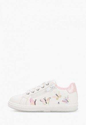 Ботинки Honey Girl. Цвет: белый