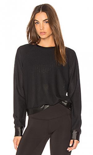 Пуловер sofia KORAL. Цвет: черный