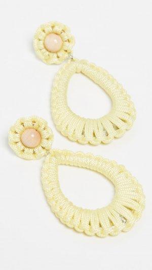 Teardrop Earrings Ben-Amun