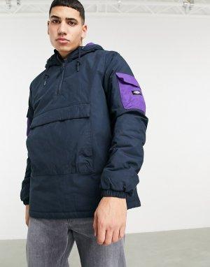 Темно-синяя куртка Parksville-Темно-синий Dickies