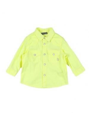 Pубашка GRANT GARÇON BABY. Цвет: желтый