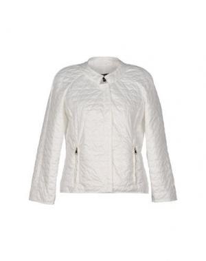 Куртка ADELE FADO. Цвет: белый