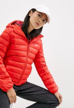 Куртка утепленная Levis® Levi's®. Цвет: красный
