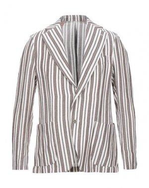 Пиджак PRIMO EMPORIO. Цвет: белый