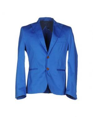 Пиджак MNML COUTURE. Цвет: синий