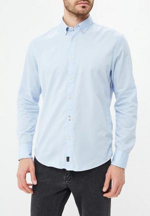 Рубашка Marc OPolo O'Polo. Цвет: голубой