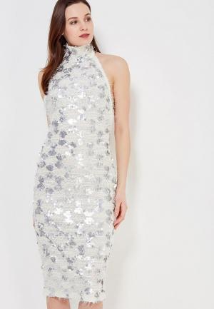 Платье Adore Atelier. Цвет: белый
