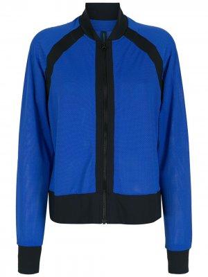 Спортивная куртка Polo Olympia Lygia & Nanny. Цвет: синий