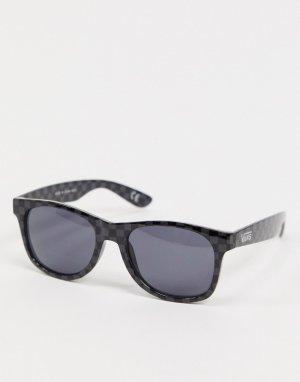 Черные солнцезащитные очки Spicoli 4-Черный цвет Vans