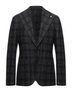 Пиджак L.B.M. 1911. Цвет: черный