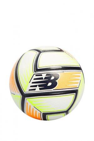 Мяч Nb Geodesa Match Football New Balance. Цвет: белый