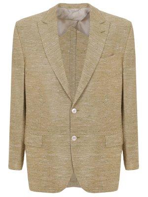 Пиджак однобортный LARUSMIANI