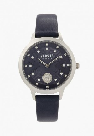 Часы Versus Versace VSPZK0121. Цвет: серебряный