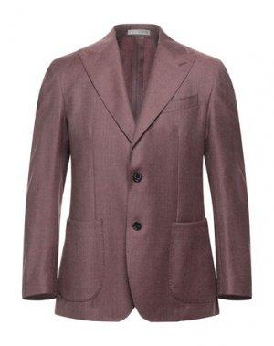 Пиджак 0909 FATTO IN ITALIA. Цвет: пастельно-розовый