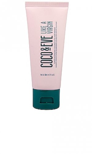 Маска для волос like a virgin super nourishing coconut & fig hair masque Coco Eve. Цвет: beauty: na