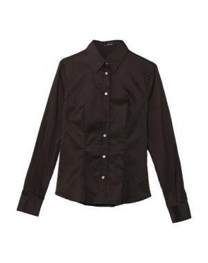Pубашка BROOKSFIELD. Цвет: голубиный серый