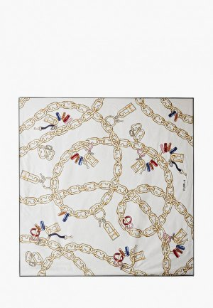 Платок Furla. Цвет: белый