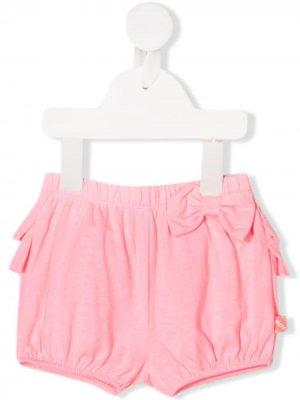 Декорированные блумеры Billieblush. Цвет: розовый