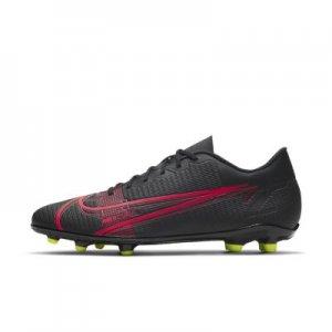 Футбольные бутсы для игры на разных покрытиях Nike Mercurial Vapor 14 Club FG/MG - Черный